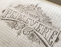 Always Persevere Sketch