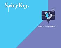 TechCamera, an iOS augmented photography app.