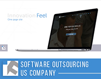 Landing for software outsoursing US company