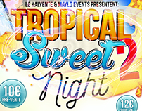 Tropical Sweet Night 2  - T-JY