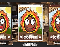 Logo and Branding for Coffee Brtand