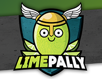 Limepally | Twitch Revamp & Social Identity