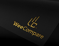 Weecompare | logo design