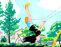 High Swing - illustration