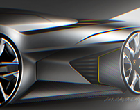 Lamborghini | Free Sketches
