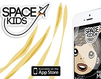 UX for Space kids app