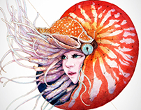 Nautilus girl