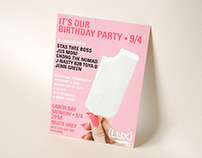 Birthday Sale & Party | Cannabis