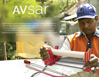Avsar - A Product for the Visually Challenged