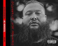 Action Bronson CD Case