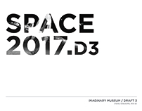 Space Museum. Final Direction 2017
