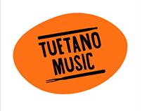 Creación Marca, Cartelería e Imágen - Tuetano Music