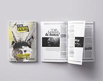 Diseño Editorial / Revista Otro Viento