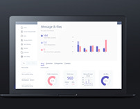 Personal Dashboard | Daily UI