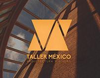 Taller Mexico Logo Design