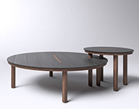 Friendly coffee table