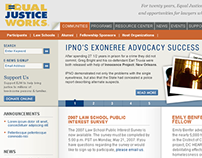 Equal Justice Works Website
