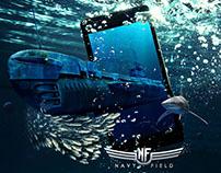 Promotional Artwork for Navy Field Mobile