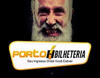 Campanha de Videos - Porto bilheteria