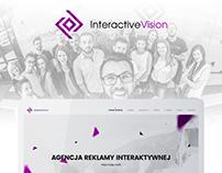 InteractiveVision - Interactive Agency - Web Design