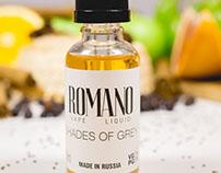 Romano | Vape Liquid dropper