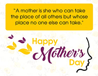 Mother's Day Social Media Designs