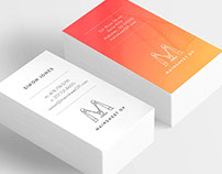 Brand Identity for Mainsheet OP