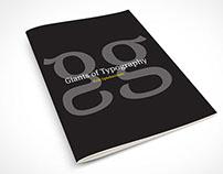 Giants of Typography