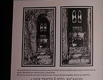 Página do fanzine Lygia Ilustrada