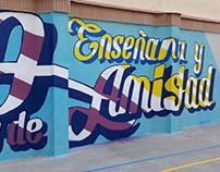 Colegio Decroly Mural