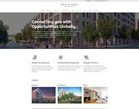 Singapore Property Services - Web, UI/UX