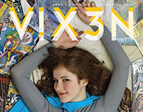 V!X3N MAGAZINE