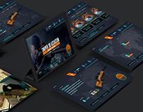 Redesign de jogo - Sniper 3D