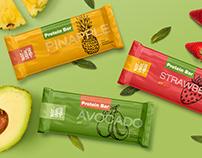 Natural Bar - Branding