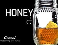 Consol Glass Brand Campaign