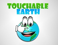 Touchable earth(99designs contest winner)