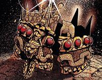 KING CONAN - Weird Book
