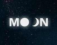 wordmark moon
