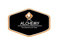 Cafe Alchemy logo design