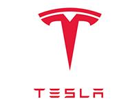 Tesla Model S Banner