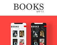 Books App UI