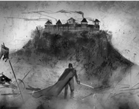BLOODY history film storyboard