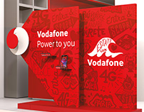 Vodafone Visual Merchandising