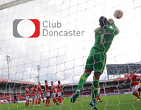 Club Doncaster | Branding & Logo Design