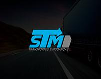 Branding | STM - Trasportes e Mudanças