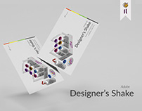 Adobe Designer Shake Illustration