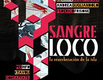 Sangre Loco - Poster Design