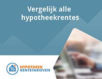 Hypotheekrente banner
