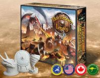 Battleborn Box Cover / Logo