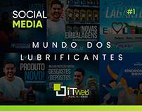 Social Media | Mundo dos Lubrificantes #1